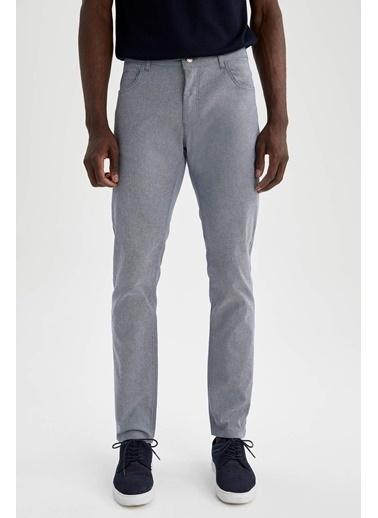 DeFacto Slim Fit Chino Pantolon Hardal